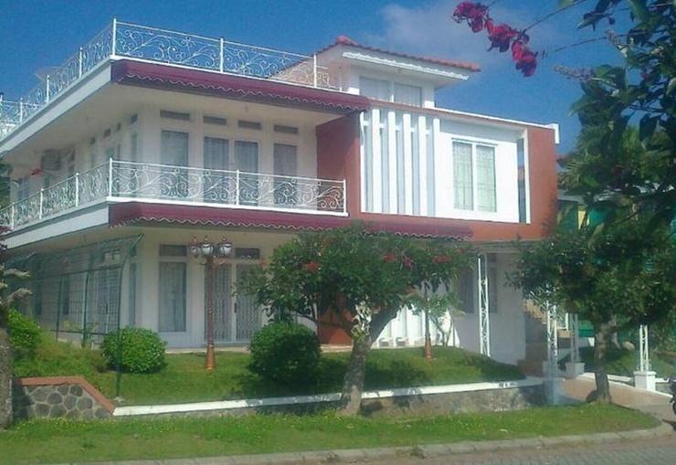 Villa Kota Bunga Tulip Cianjur - Exterior