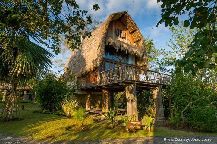 Naya Gawana Bali - Tampilan Luar - Lumbung Suite