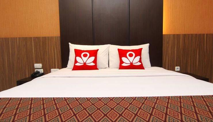 ZEN Premium Near Rumah Mode Bandung - tempat tidur