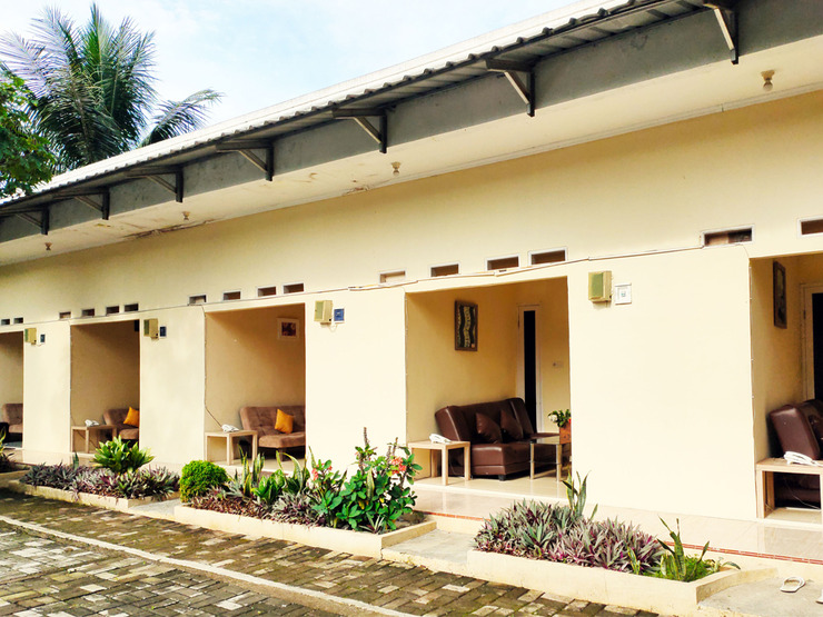 Bakom Inn Bogor - Lobby kamar