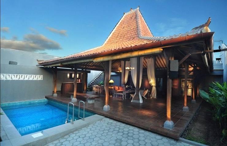 d'Lima Hotel & Villa Bali - Eksterior
