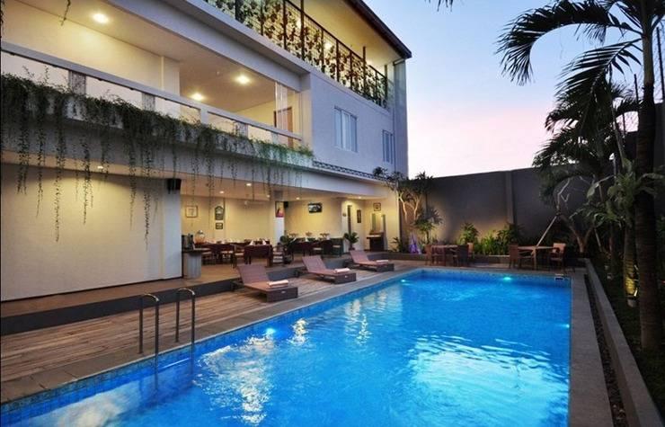 d'Lima Hotel & Villa Bali - Kolam Renang
