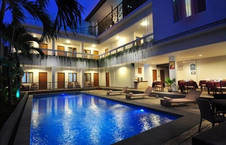 Kuta d'Lima Hotel and Villas Bali - Kolam Renang