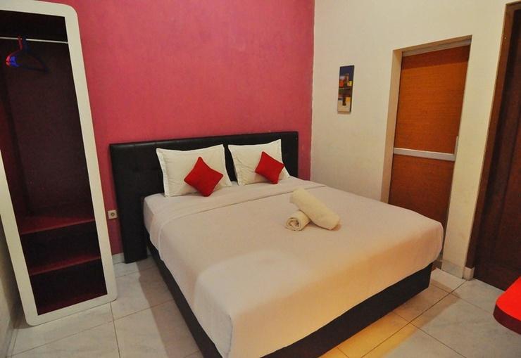 D'Java Homestay Unit Ambarrukmo 3 Yogyakarta - Room