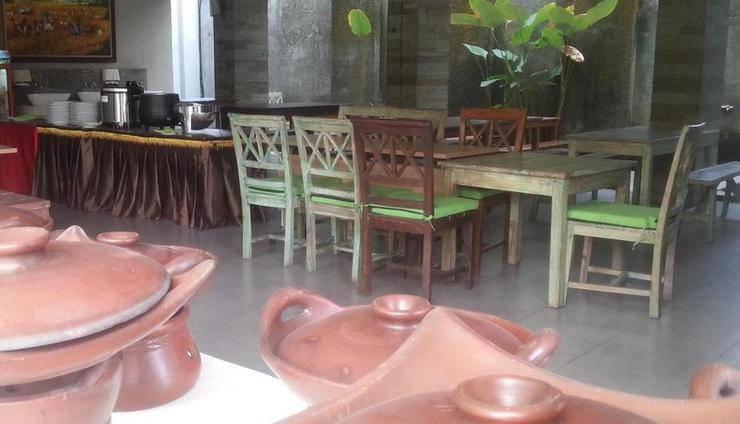 Loji Hotel Solo - Restoran