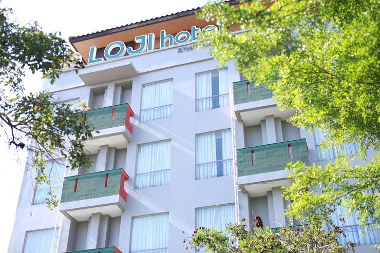 Loji Hotel Solo - Exterior New