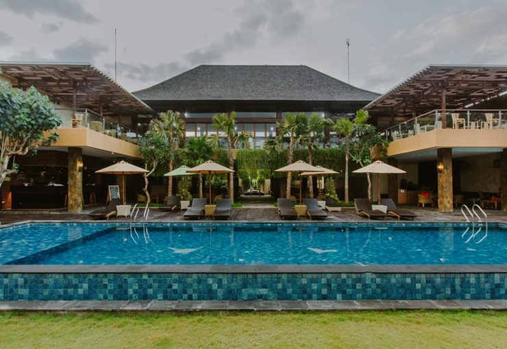Adiwana d'Nusa Beach Club and Resort Bali - Exterior