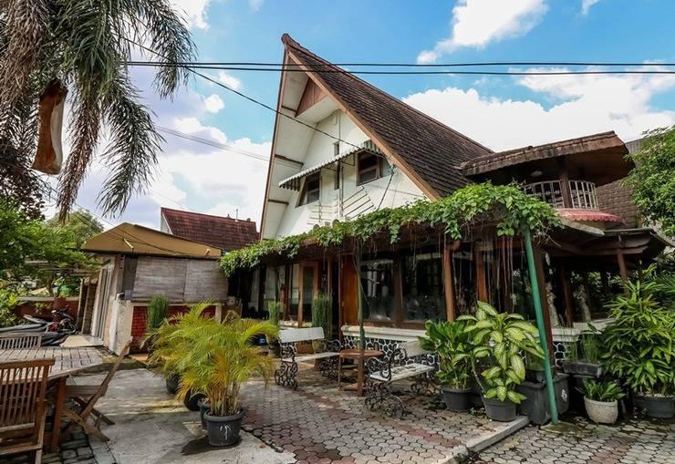 NIDA Rooms Cik Di Tiro Tugu Jogja - Eksterior