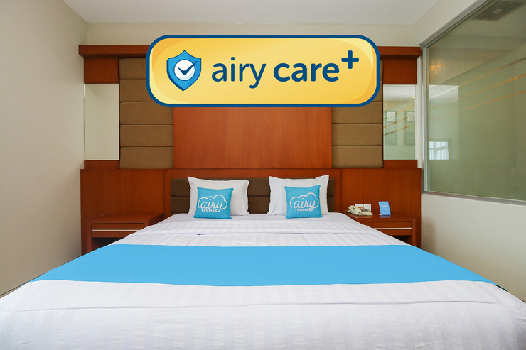 Airy Care+ Raden Intan Bandar Lampung Lampung - Junior Suite Double