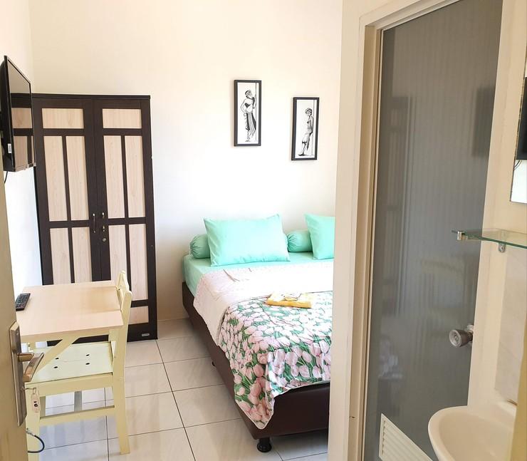 Delta Inn Bogor - bedroom