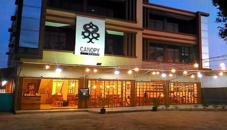 Canopy Center Hostel Syariah Pontianak - exterior