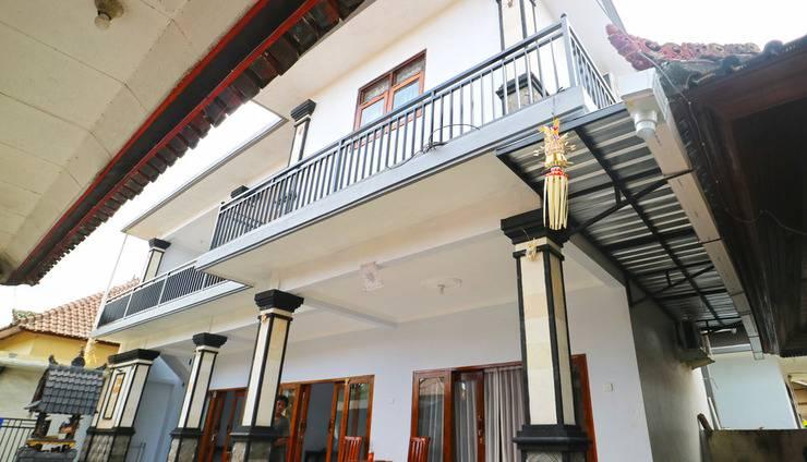 The Wina Echo Beach Guest House Bali - Exterior