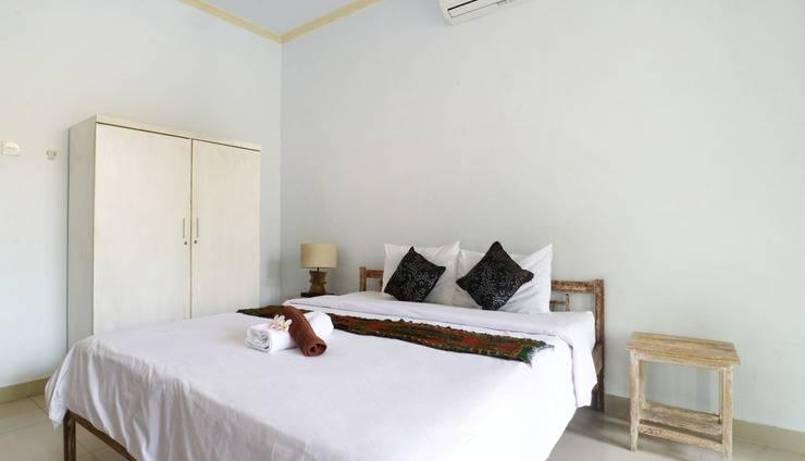 The Wina Echo Beach Guest House Bali - Room