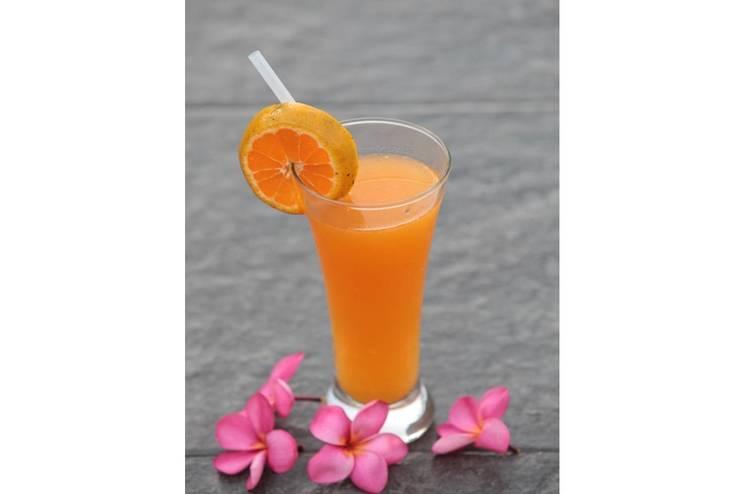 Hotel Grand Zuri Duri - Welcome Drink