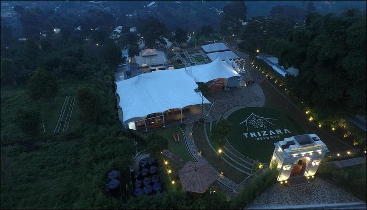 Trizara Resorts Lembang - exterior