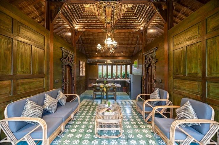 Adiwana Arya Villas  Bali - interior