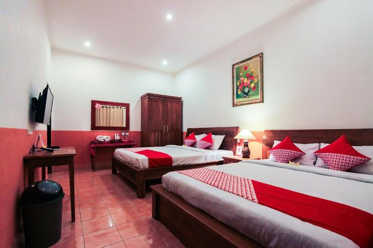 OYO 997 Ocean 2 Bungalows Lombok - Bedroom