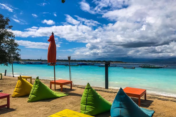 OYO 997 Ocean 2 Bungalows Lombok - Surrounding Area