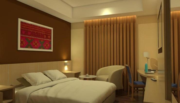 Horison Sky Kualanamu Medan - Room