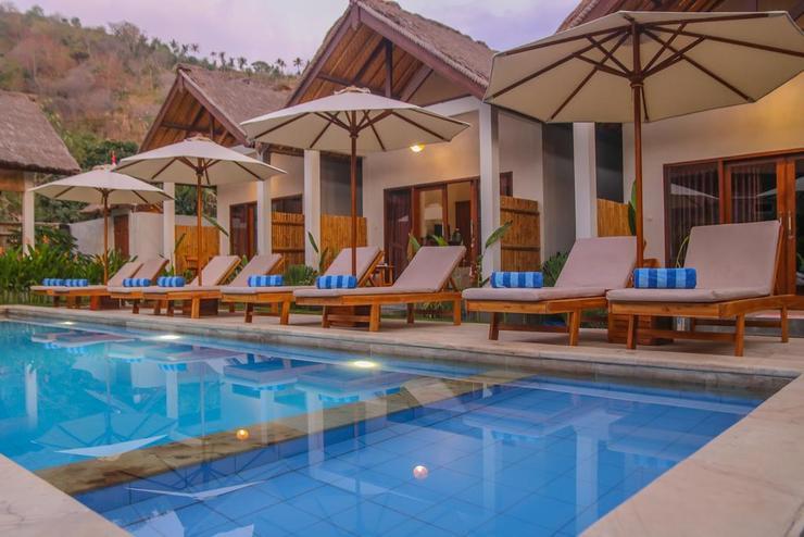 Cozy Cottages Lombok Lombok - Facade