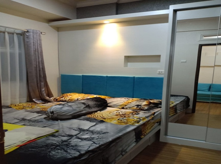 The Suites Metro Apartment by Interindo Bandung - Bedroom