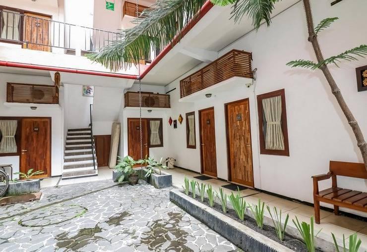 NIDA Rooms Agus Salim 40 Kraton - Penampilan