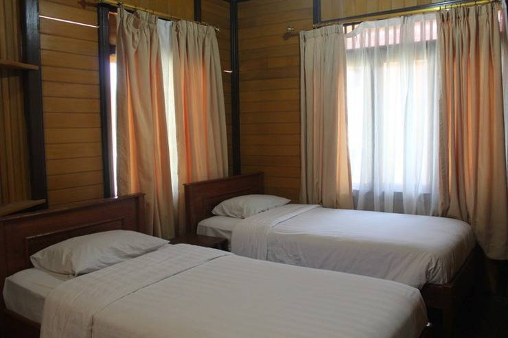 Queen of The South Hotel Parangtritis - kamar standar