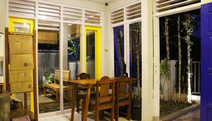 Kamikoti House Yogyakarta - Interior