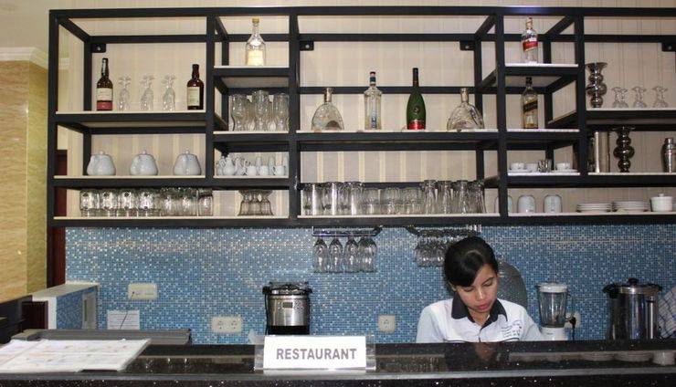Atlantic Hotel Ambon Ambon - Restaurant