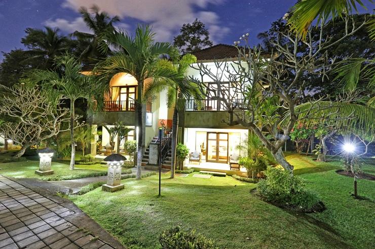 Bhanuswari Villas Ubud Bali - exterior
