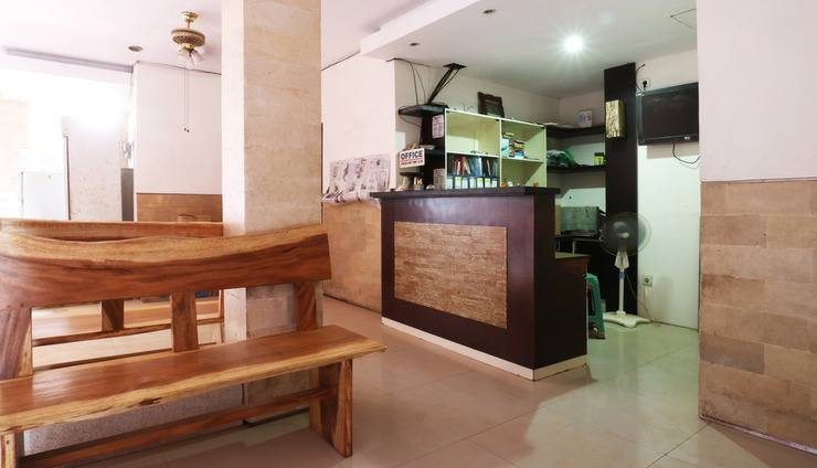 Taman Mekar Beach Inn Bali - Reception