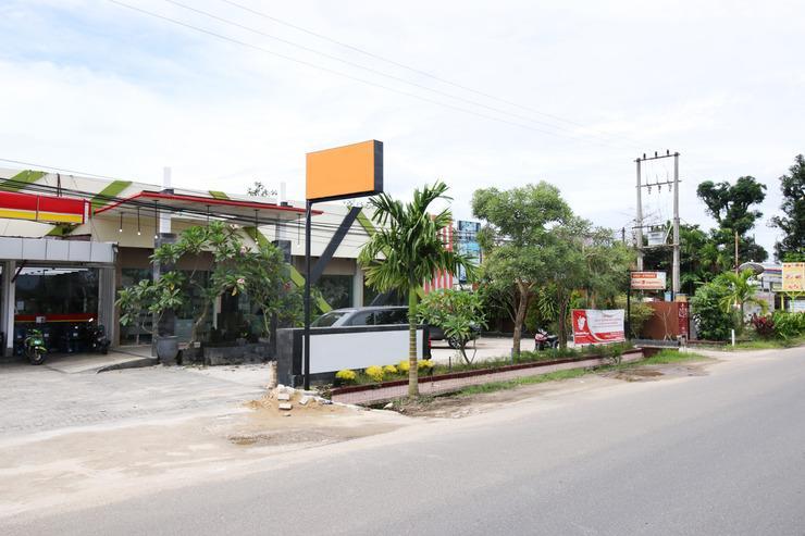 Airy Bandara Syamsudin Noor Angkasa 7 Banjarbaru - Eksterior