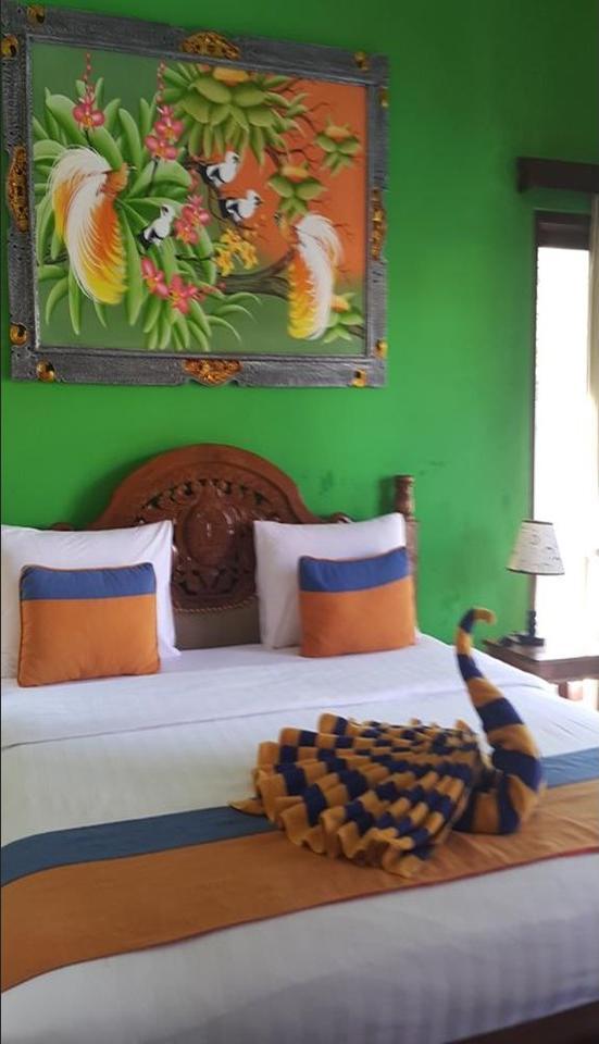 The Taran Villas Lembongan Bali - room
