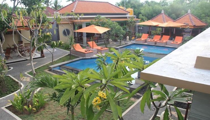 The Taran Villas Lembongan Bali - exterior