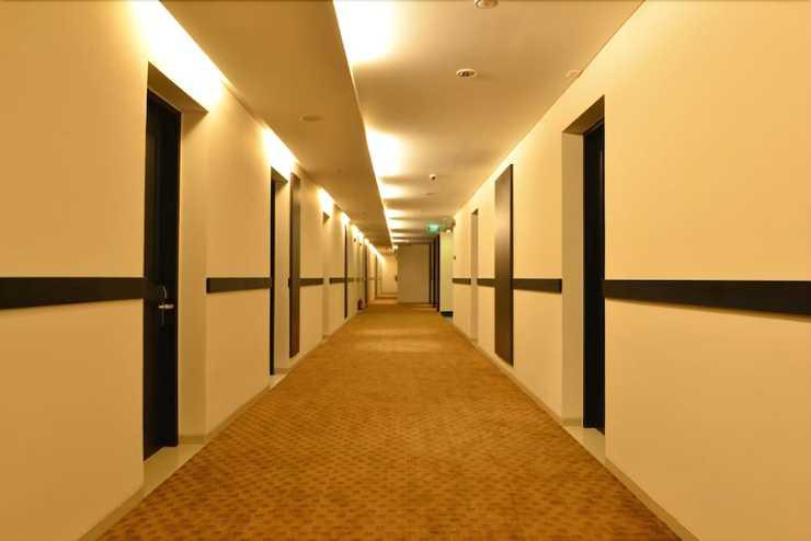 Emilia Hotel by Amazing Palembang - Hallway