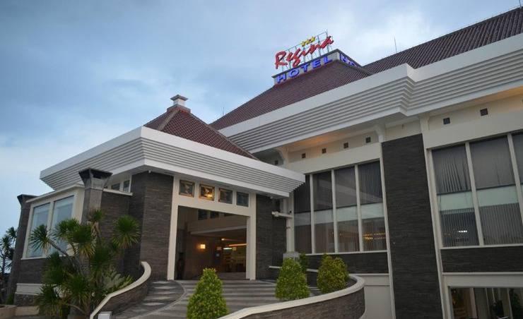 Regina Hotel Pemalang - eksterior