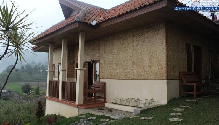 Villa Putri Dimar Darajat Garut - Eksterior