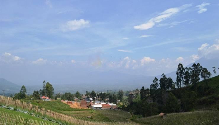 Villa Putri Dimar Darajat Garut - Pemandangan