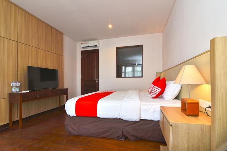 OYO 225 Jimbaran Bell Villa Bali - Bedroom