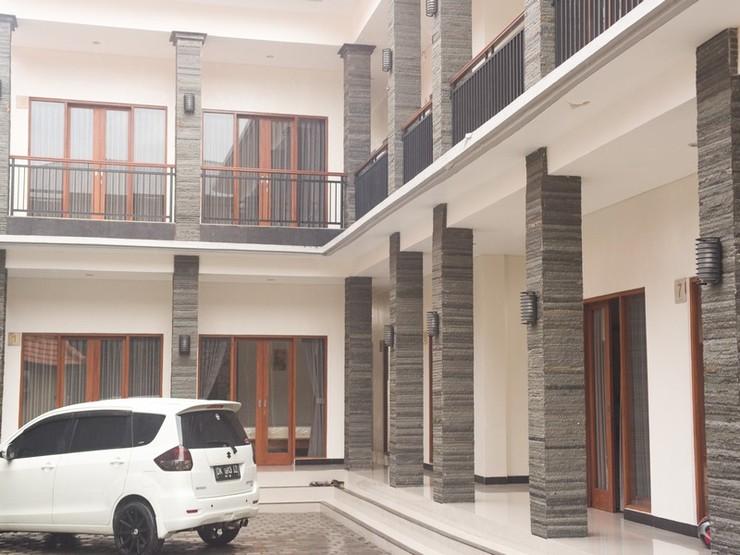 RedDoorz near Gatsu Barat Denpasar Bali - Bangunan Property