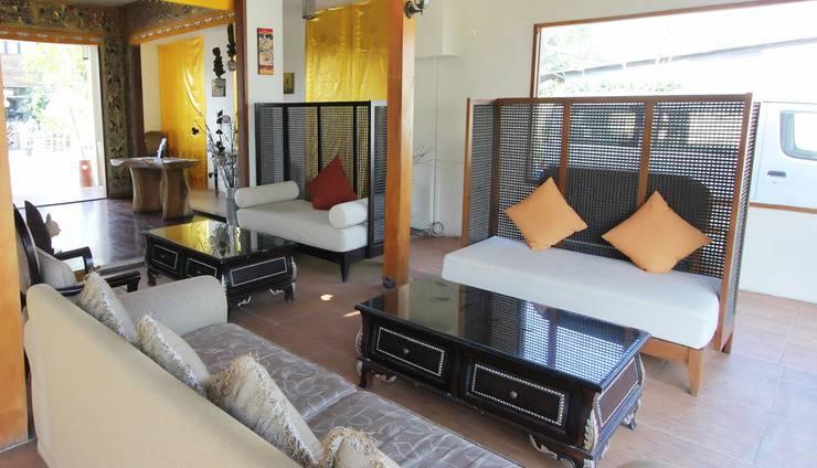 Marbella Pool Suites Seminyak - Lobi