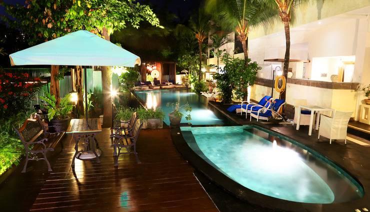 Alamat Marbella Pool Suites Seminyak - Bali