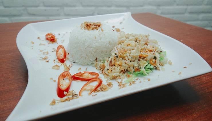 New Hotel Lilik Yogyakarta - Food