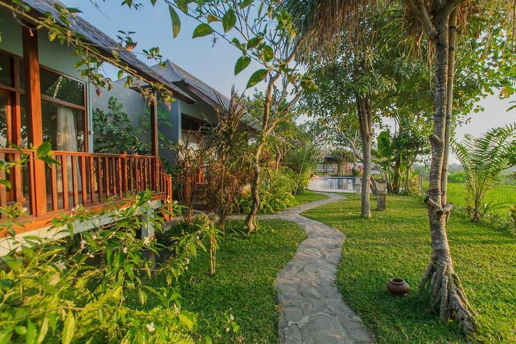 Villa D'carik Bali Bali - Facade