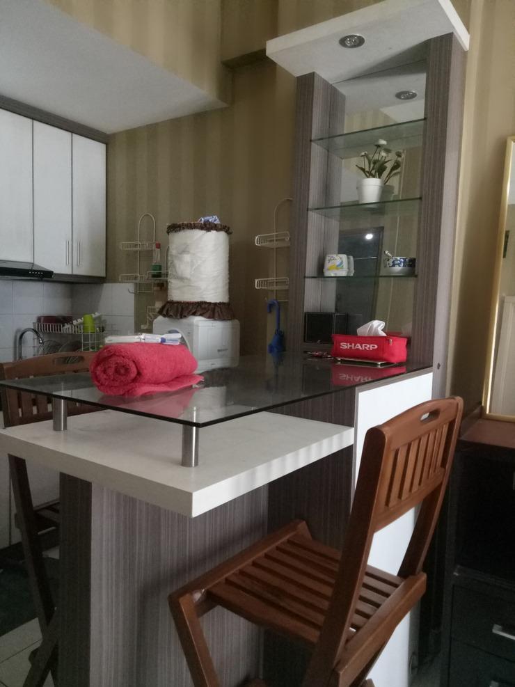 Eros Hotel Apartement Bekasi - dapur kecil