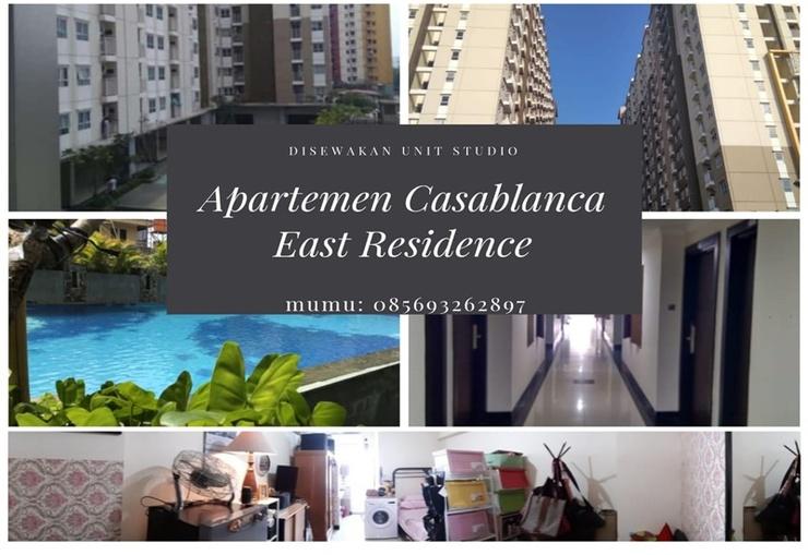 Apartemen Casablanca East Residence Jakarta - Exterior