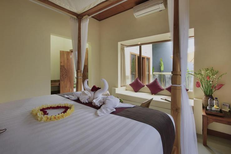 Puri Hari Resort and Villas Bali - Guestroom