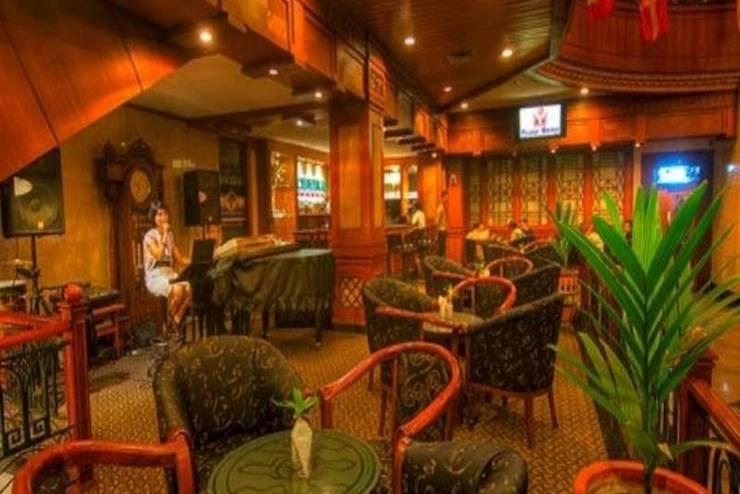 Planet Holiday  Batam - Lounge