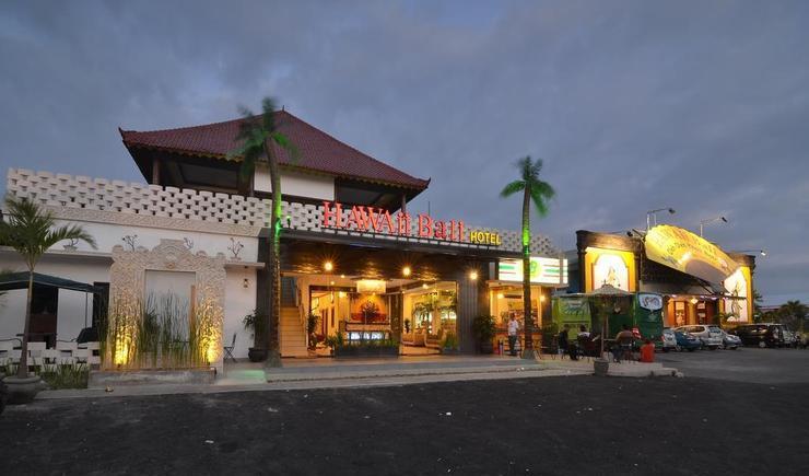 Hawaii Hotel Bali - Hawaii Hotel