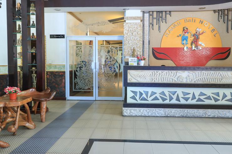 Hawaii Hotel Bali - Lobby